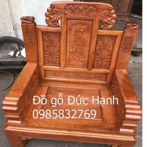 Ghế Hộp Hương đá Tay Voi đặc GH02