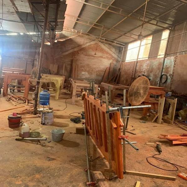 Xưởng đồ gỗ Đức Hạnh